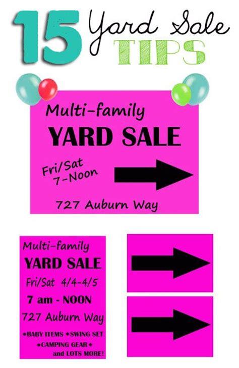 List garage sales and yard sales free advertise your yard jpg 416x640