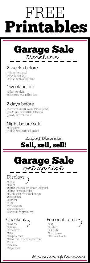 How to have a garage sale with pictures wikihow jpg 292x851