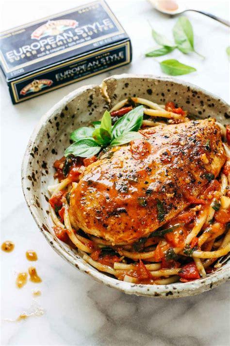 chicken breast recipe pasta jpg 736x1104